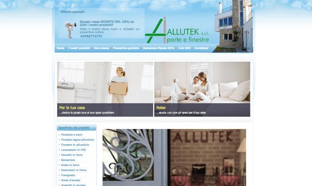 Allutek-home