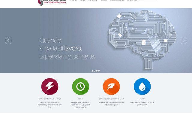 Sito web elettrosiste